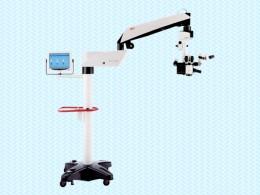 手術顕微鏡システムの写真